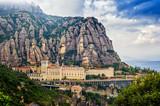 Overview Montserrat monastery - 76357767
