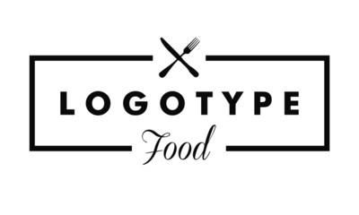 Restaurant logotype