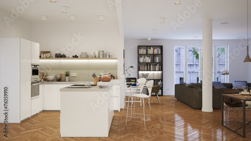 Apartment in Innenstadt - penthouse downtown - 76359910