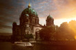 canvas print picture - Berlin | Dom