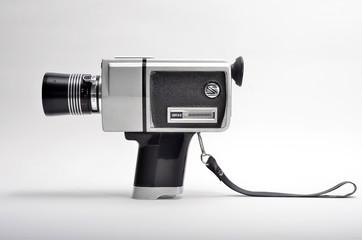 Antigua cámara de vídeo