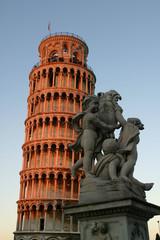Toscana,Pisa,piazza dei Miracoli,Torre pendente