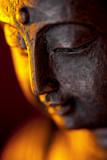Buddha figur kopf
