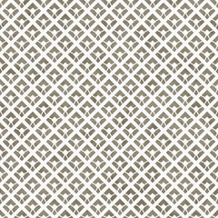 Beige and White Diagonal Squares Tiles Pattern Repeat Background