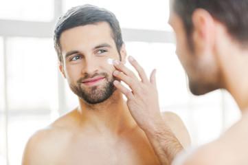 Skin care.