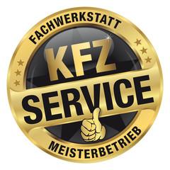 KFZ-Service - Fachwerkstatt - Meisterbetrieb