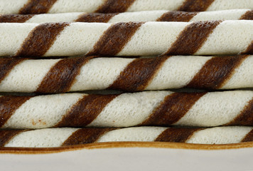 wafer stick chocolate texture