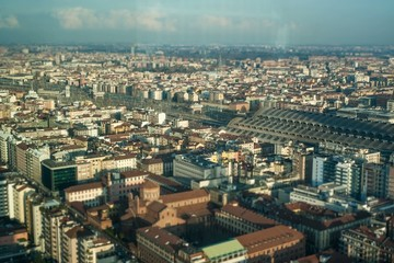 Timelapse Milano Centrale