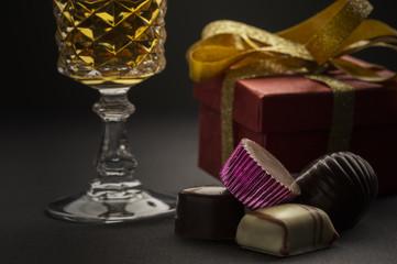 Delicious handmade luxury chocolates