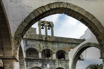 Bell tower of the Monastery St John the Theologian