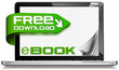 E-Book Free Download - Laptop Computer - 76375735