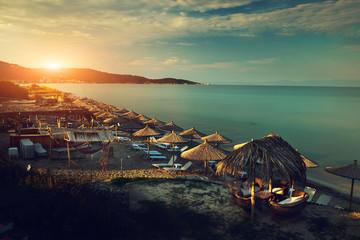 Greecian beach