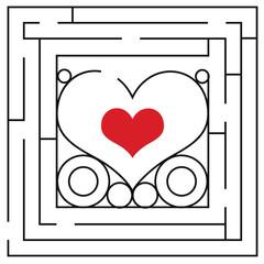 Labirinto amore