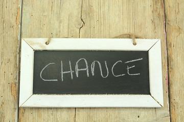 ardoise chance