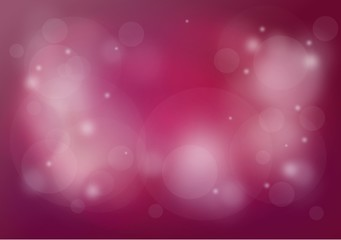 Pink abstract shine background