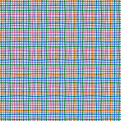 Vector Background #Colorful Check Pattern