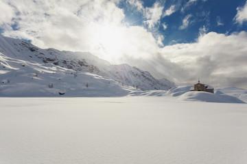 Valmalenco (IT) - Alpe Prabello - chiesetta
