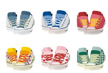 scarpe da sfilata