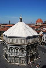 Il baptisterio - Firenze
