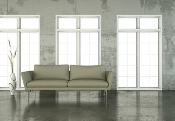 Interieur Design Sofa