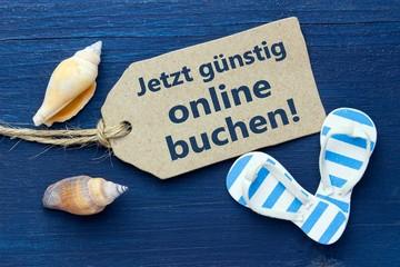 Jetzt günstig online buchen!