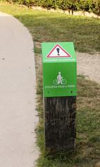 déscente de vélo