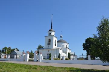 Храм православный