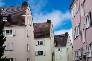 Haus - Wohnhausfassaden