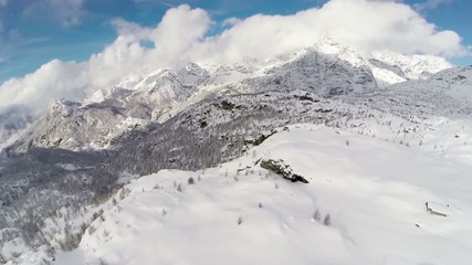 Valmalenco (IT) - Alpe Prabello - winter - Part 2