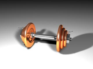 Manubrio fitness