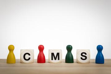 CMS - A content management system
