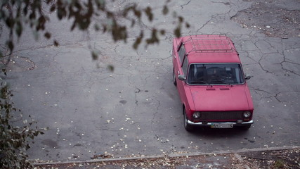 Old Russian Car
