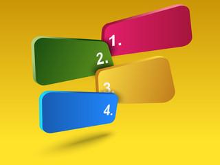 Cubes element