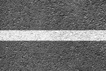 White Dividing Line