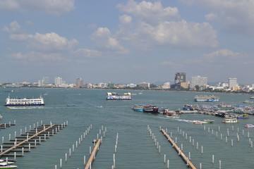 Порт в Азии