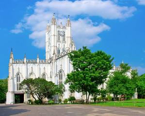St. Paul's Cathedral Kolkata, India