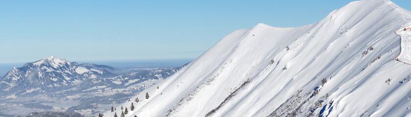Gipfel Stürmer - extrem Ski fahren