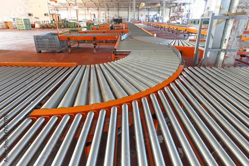 Line shaft rollers - 76391916
