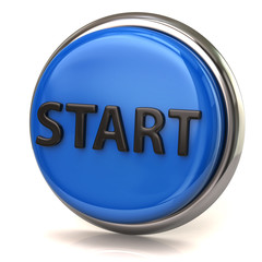 Blue start button