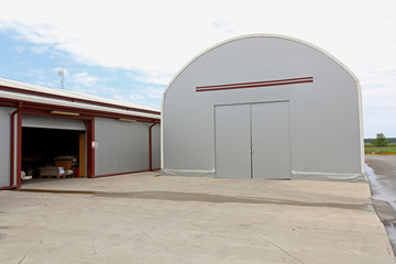Portable warehouse