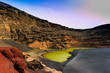 canvas print picture - El Golfo Lanzarote