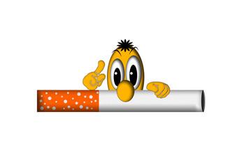 Rauchen / Zigarette