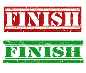 Finish stamps