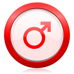 male icon male gender sign