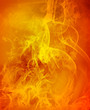abstract fire background - 76393999