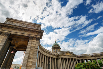 Kazan Cathedral in Saint Petersburg
