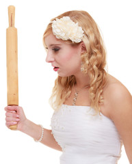 Angry bride argument conflict, bad relationships