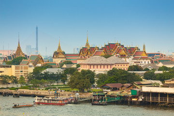 Grand Palace of Bangkok, Thailand.