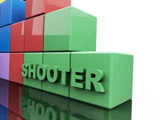 Shooter 3D Concept