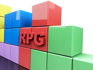 RPG 3D Concept